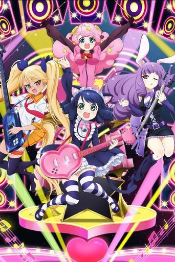 Show by Rock!! Poster