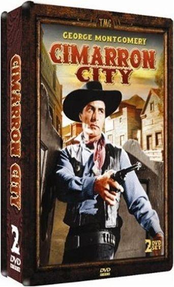 Cimarron City Poster