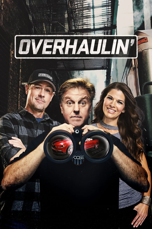 Overhaulin' Poster