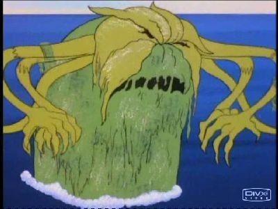 Season 01, Episode 05 The Seaweed Monster