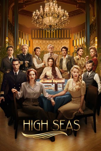 High Seas Poster