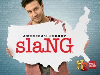 America's Secret Slang Poster
