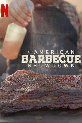 The American Barbecue Showdown Poster