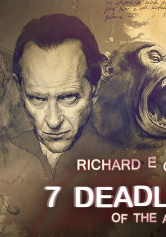 Richard E. Grant's 7 Deadly Sins of the Animal Kingdom Poster