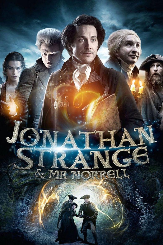 Jonathan Strange & Mr Norrell Poster