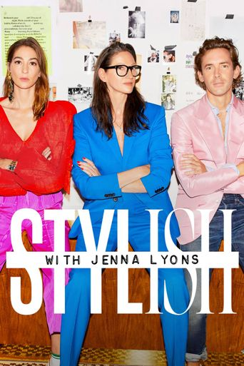 Stylish with Jenna Lyons Poster