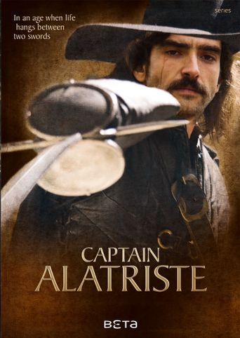 The Adventures of Captain Alatriste Poster