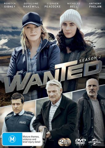 Wanted - Watch Episodes on Netflix or Streaming Online
