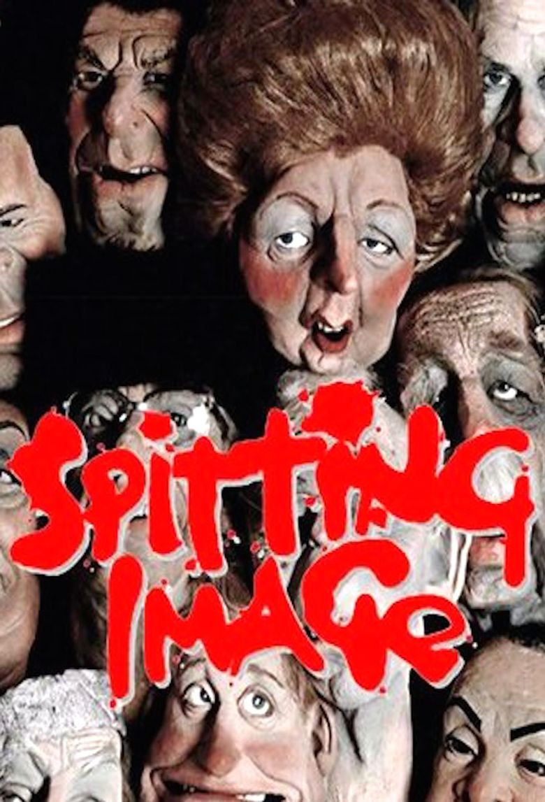Spitting Image Poster