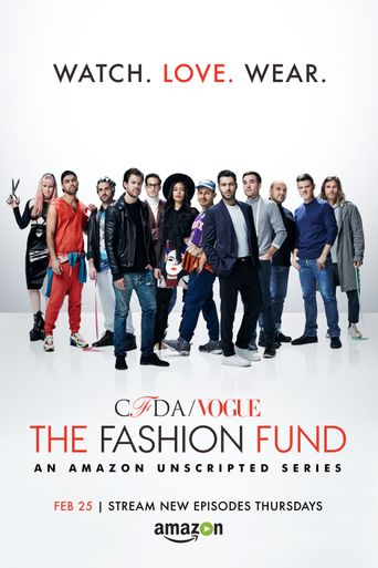 The Fashion Fund Poster