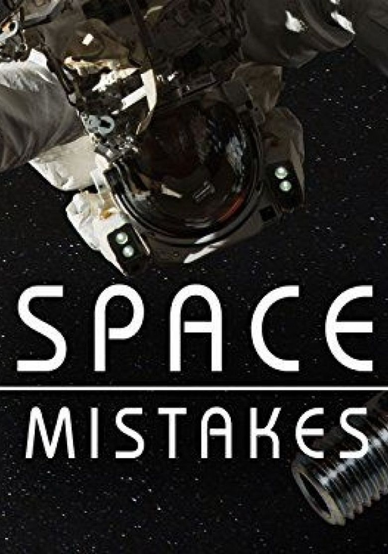 Space Mistakes Poster
