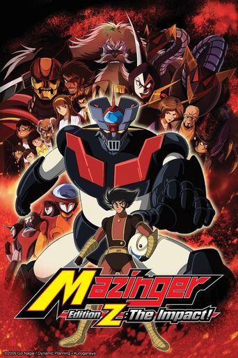 Shin Mazinger Shougeki! Z Hen Poster