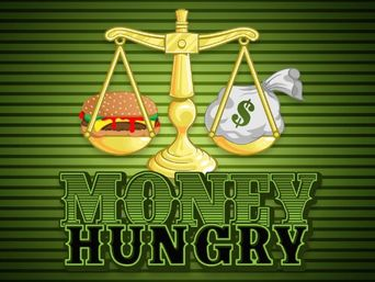 Money Hungry Poster