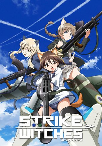 Strike Witches Poster