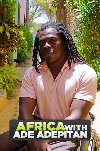 Africa with Ade Adepitan Poster