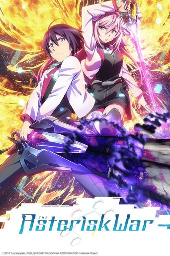 The Asterisk War Poster