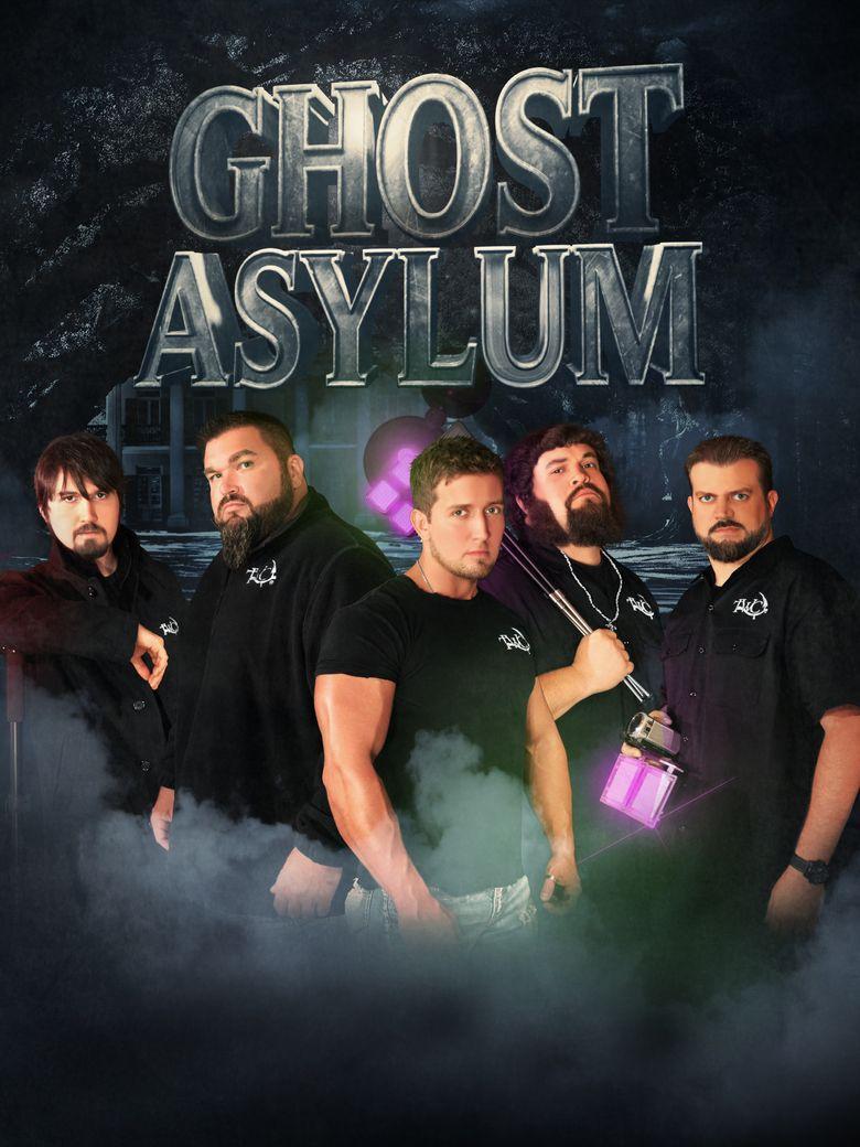 Ghost Asylum Poster