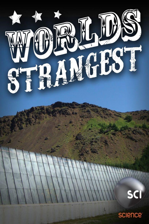 World's Strangest Poster