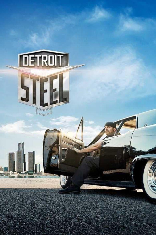 Detroit Steel Poster
