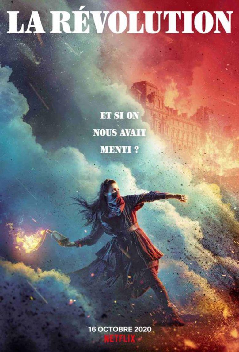 La Révolution Poster