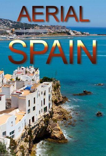 Aerial Spain Poster