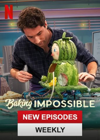 Baking Impossible Poster