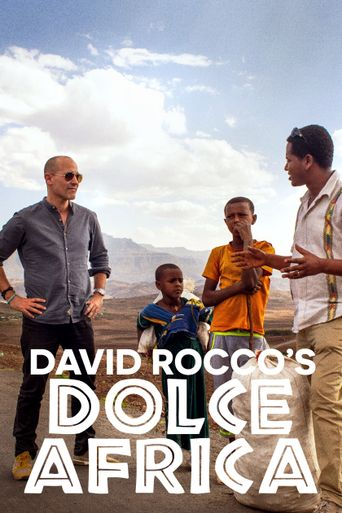 David Rocco's Dolce Africa Poster