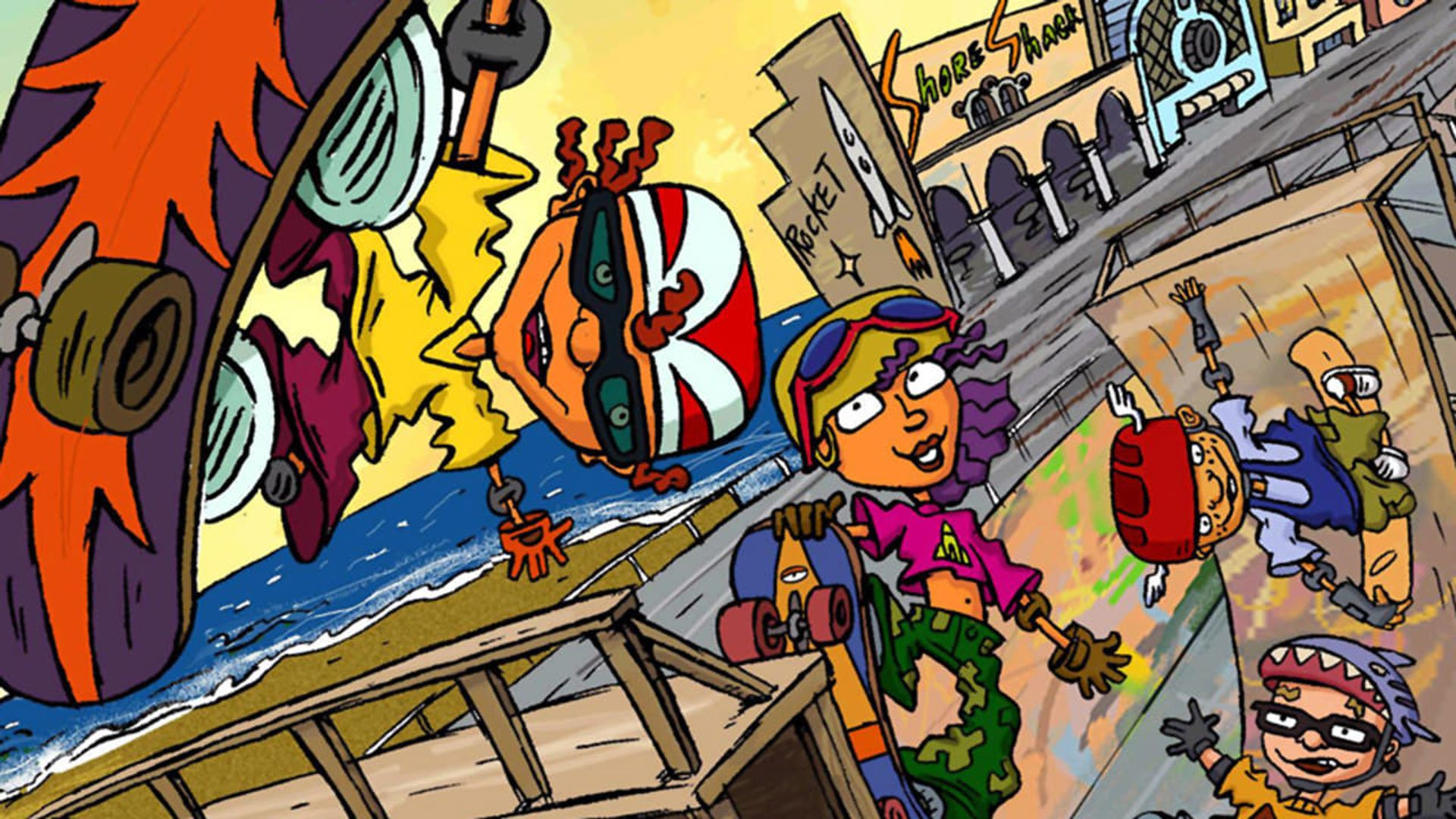 Rocket Power Where To Watch Every Episode Streaming Online