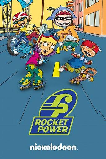 Rocket Power Poster
