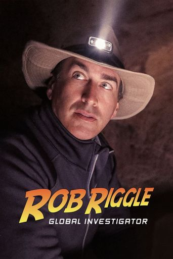 Rob Riggle Global Investigator Poster