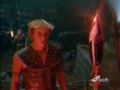 Season 01, Episode 07 The Spear of Destiny