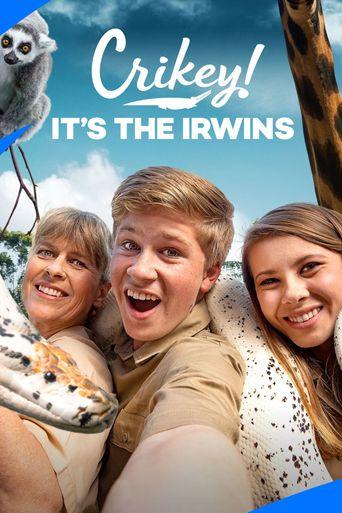 Crikey! It's the Irwins Poster
