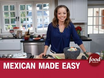 Mexican Made Easy Poster