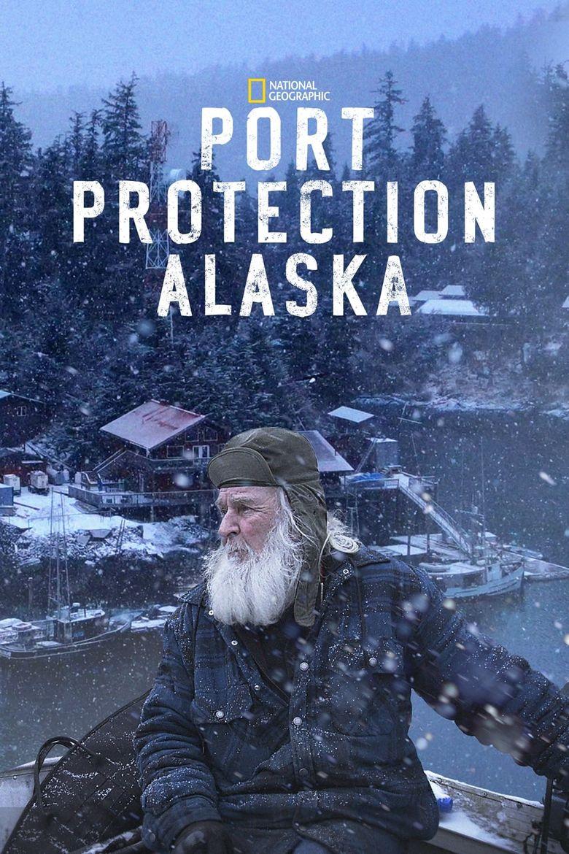 Port Protection Alaska Poster