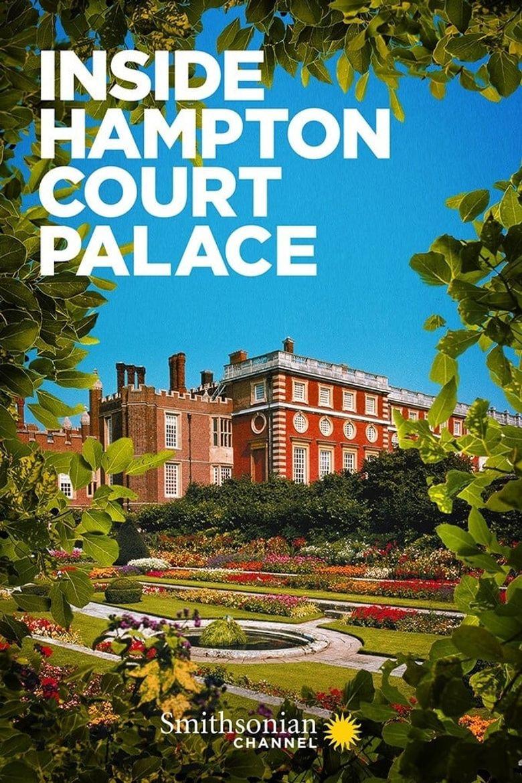 Inside Hampton Court Palace Poster