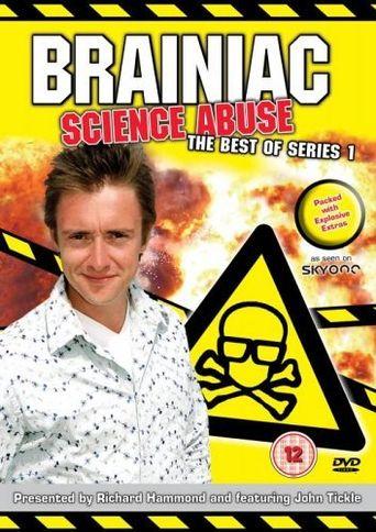 Brainiac: Science Abuse Poster