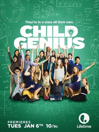 Child Genius (US) Poster