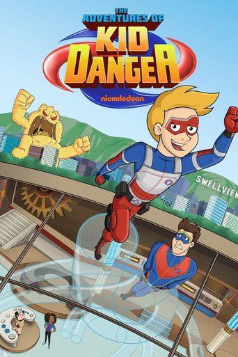 The Adventures of Kid Danger Poster