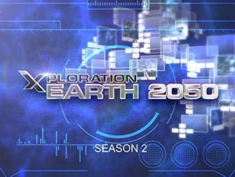 Xploration Earth 2050 Poster
