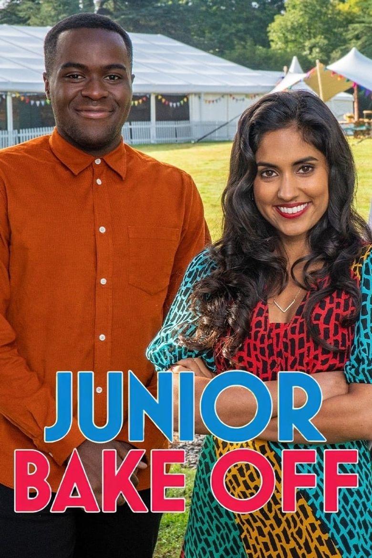 Junior Bake Off Poster