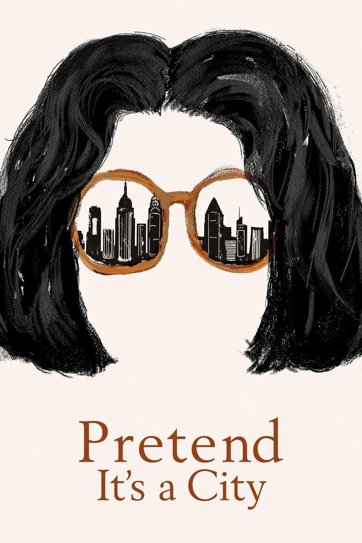 Pretend It's a City Poster