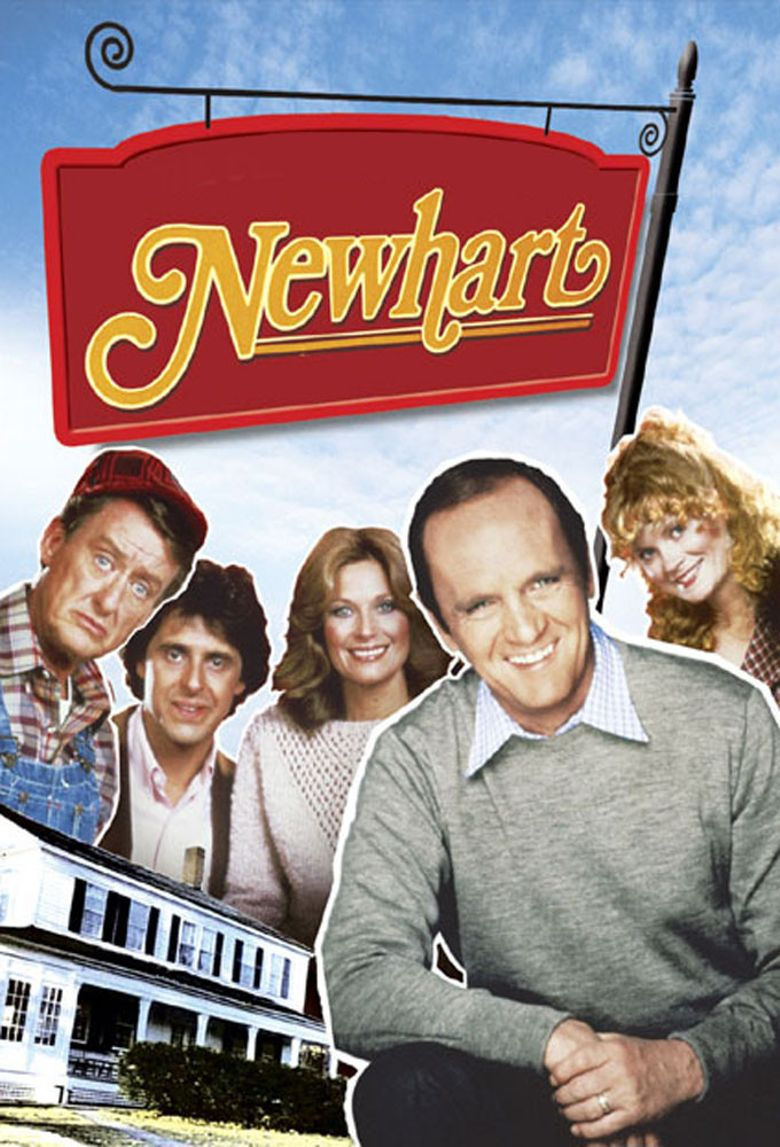 Newhart Poster