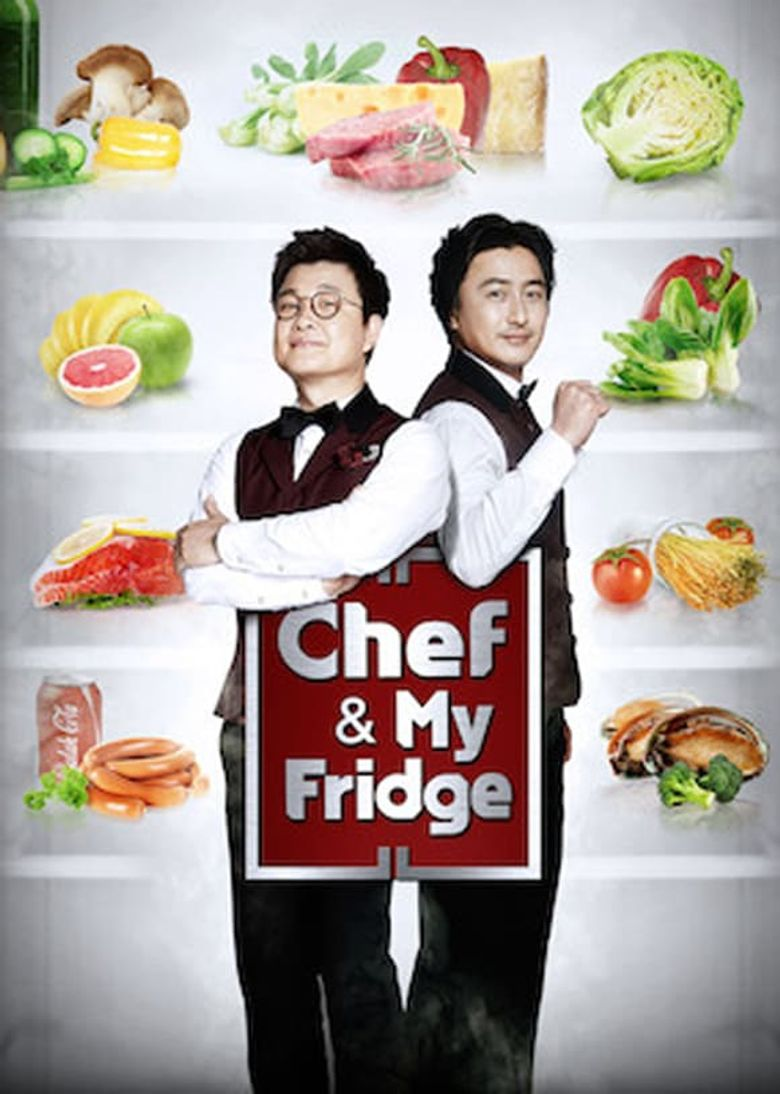 Chef & My Fridge Poster