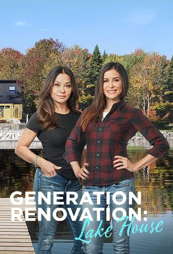 Generation Renovation: Lake House Poster