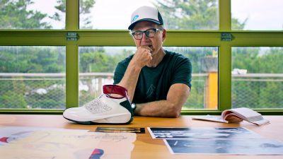 Season 01, Episode 02 Tinker Hatfield: Footwear Design