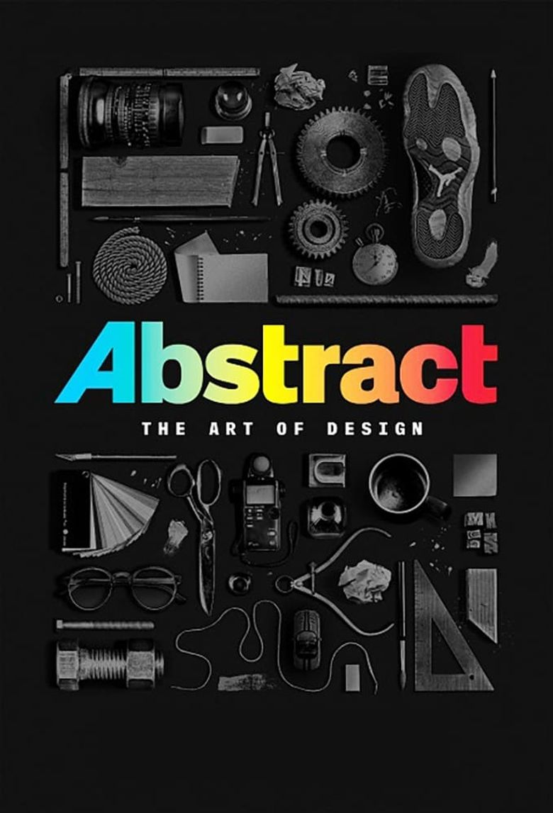 Abstract: The Art of Design Poster