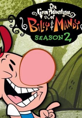 cartoon network billy and mandy netflix