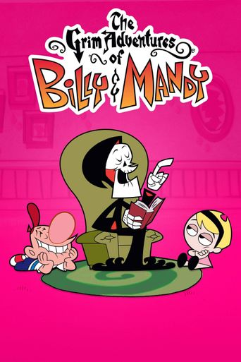 The Grim Adventures of Billy and Mandy Poster