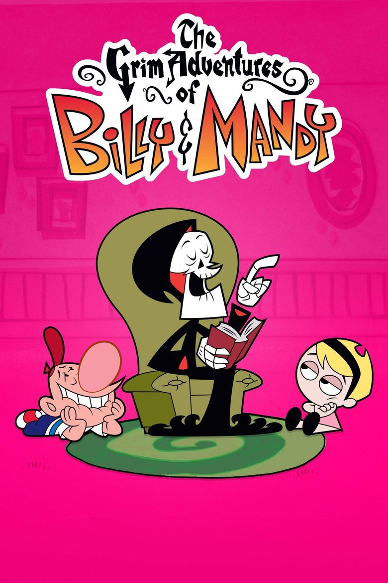 Grim adventures of billy and mandy online free