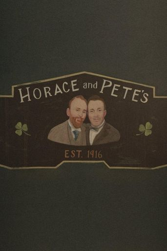 Horace and Pete Poster